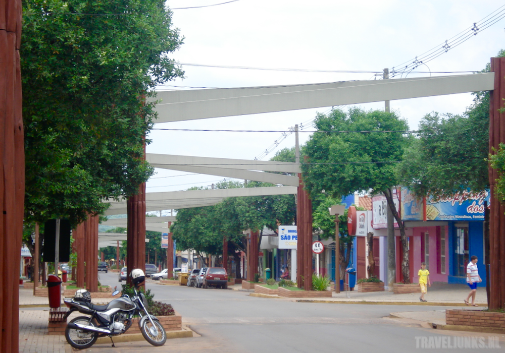 Bonito straat