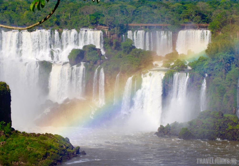 Rainbow Iguacu