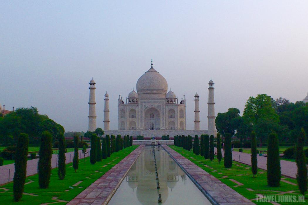 Taj-Mahal overview