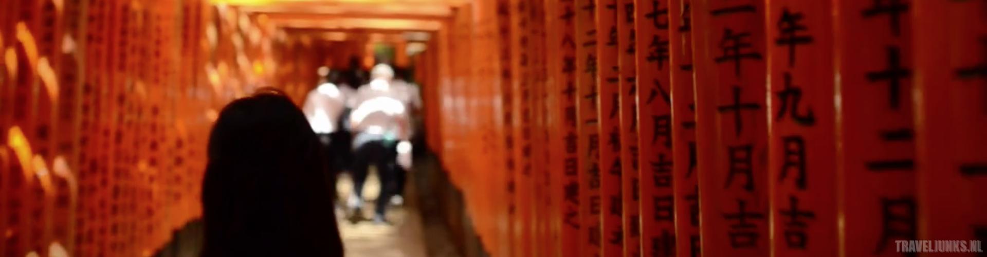 reisvideo's van Japan