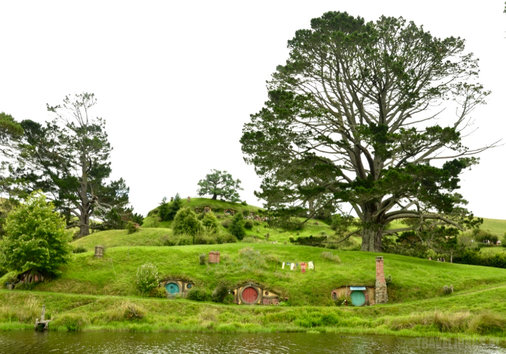 Nieuw Zeeland Facebook: Het Noordereiland: Meer Dan Alleen Een Omlijsting Voor De