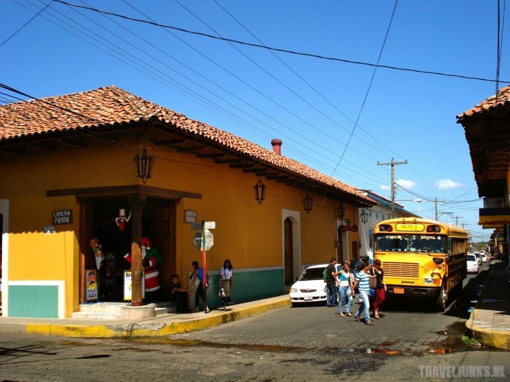 Midden-Amerikaanse Nicaragua Leon