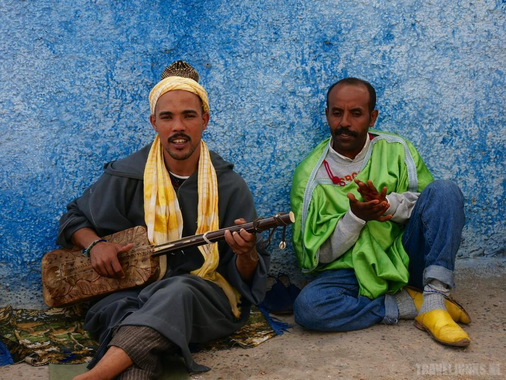 Marokkaanse Locals