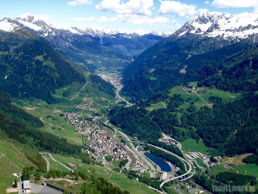 Zwitserland Alpen