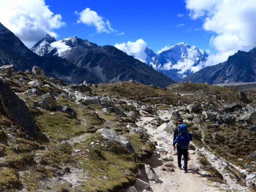 Mount Everest Basecamp
