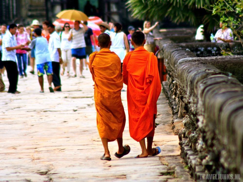 Angkor fotoalbum