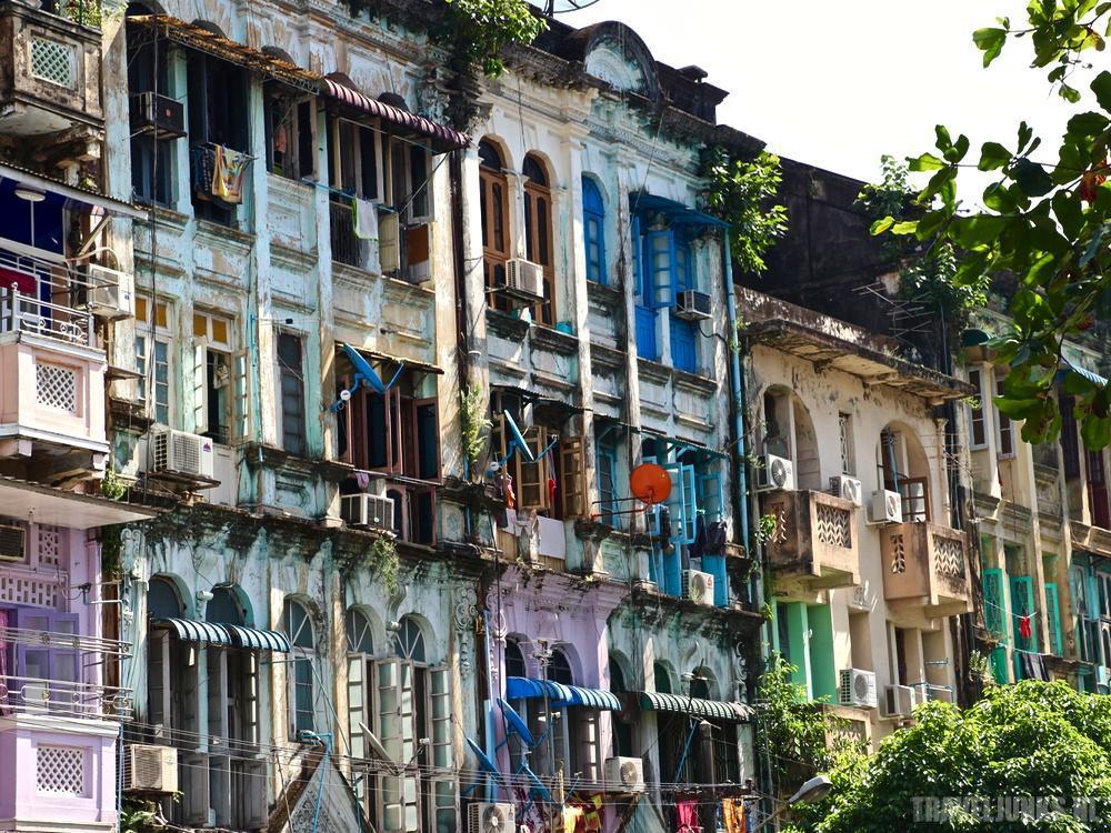 Myanmar hoogtepunten