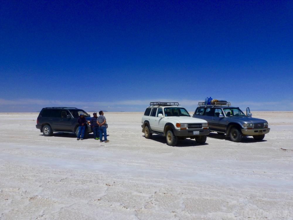 roadtrip in bolivia