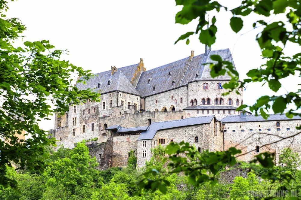 burcht Luxemburg