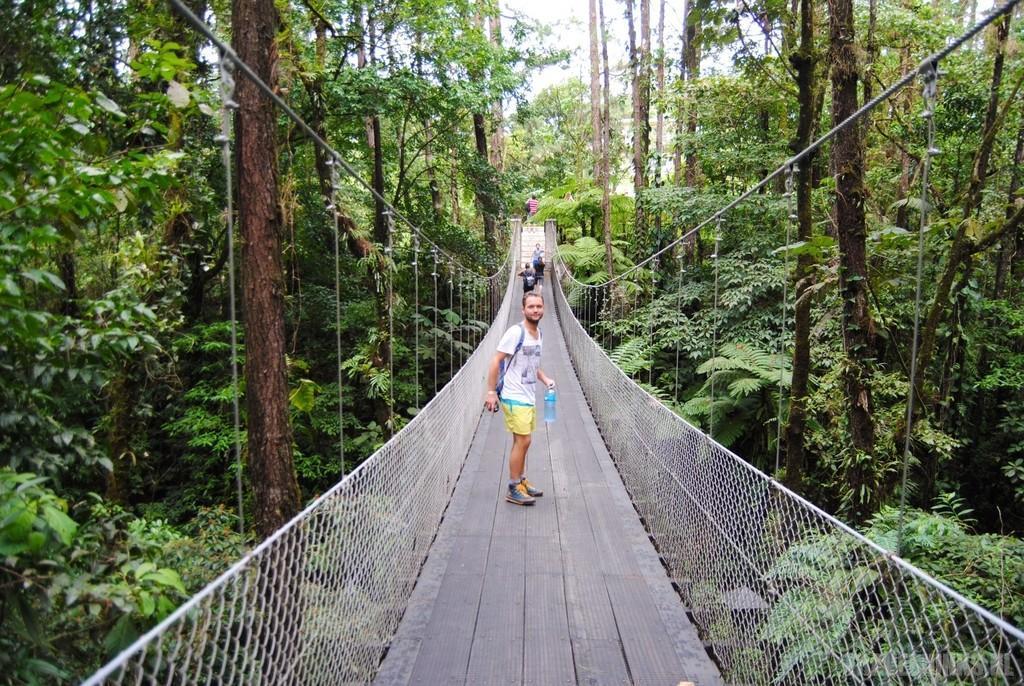 hangbrug Costa Rica