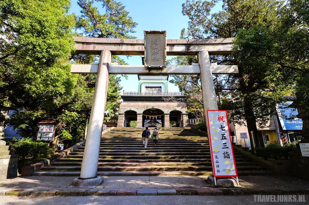 Kanazawa tempel