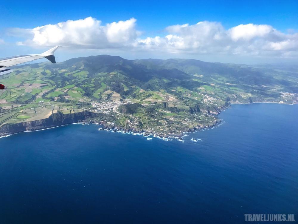 Azoren vluchtvertraging