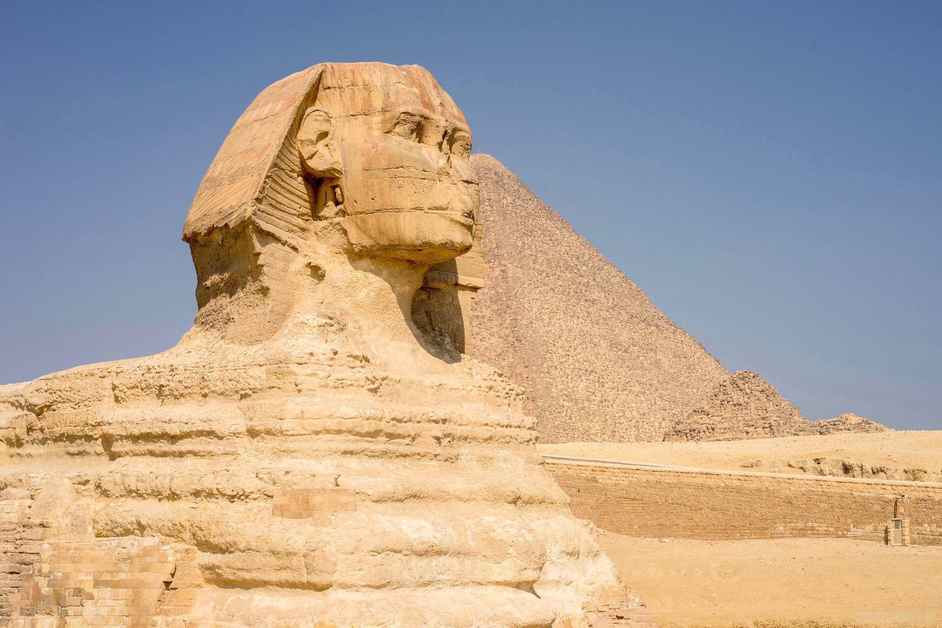 Egypte reizen