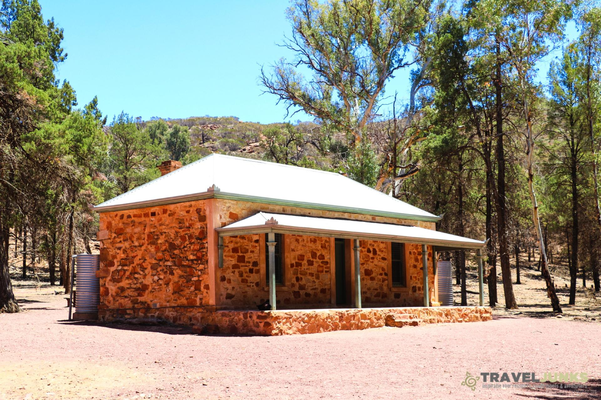 Flinders Ranges Hills Homestead