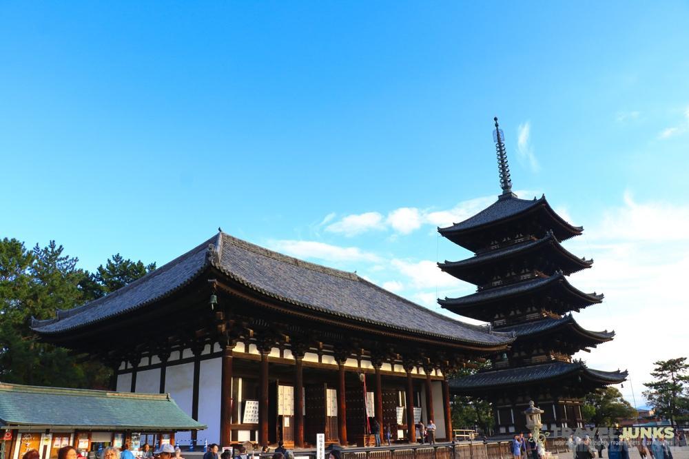 Kofuku Ji Nara