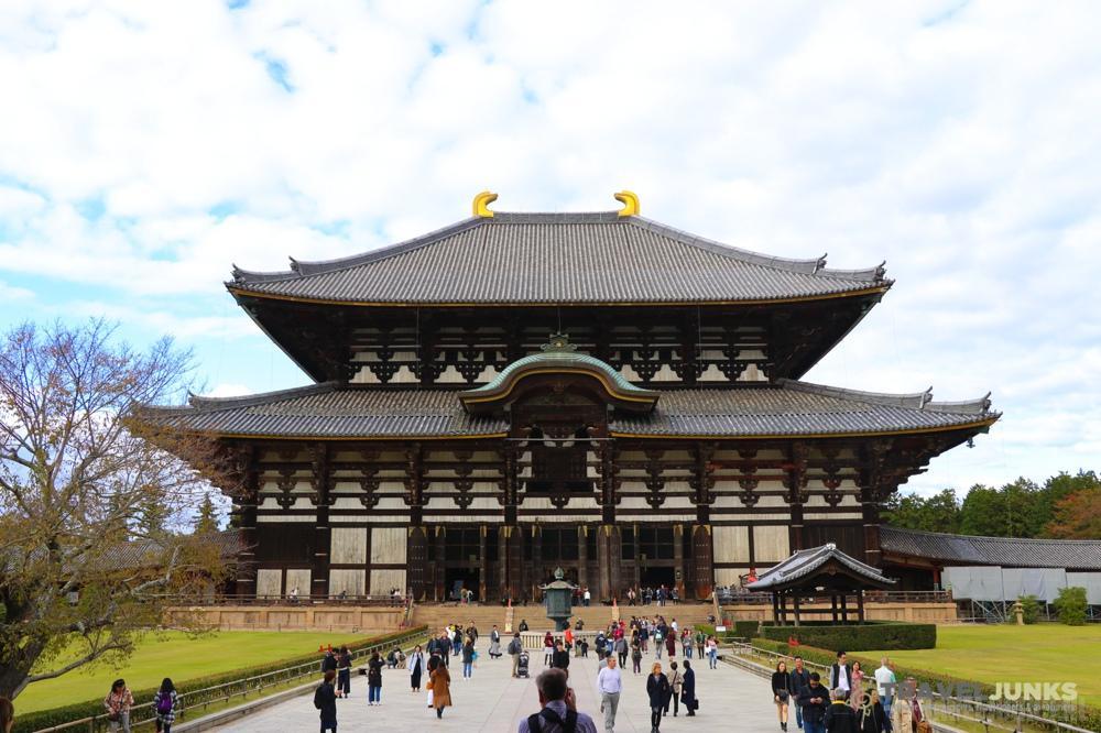Nara Todaj tempel