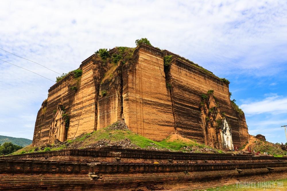 Sagaing Hill tempel