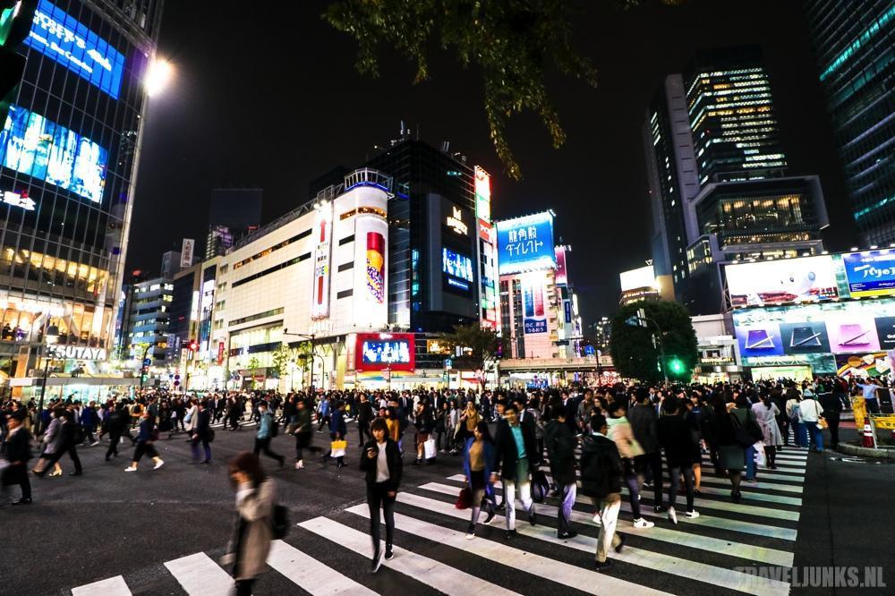 Tokyo Citytrip night