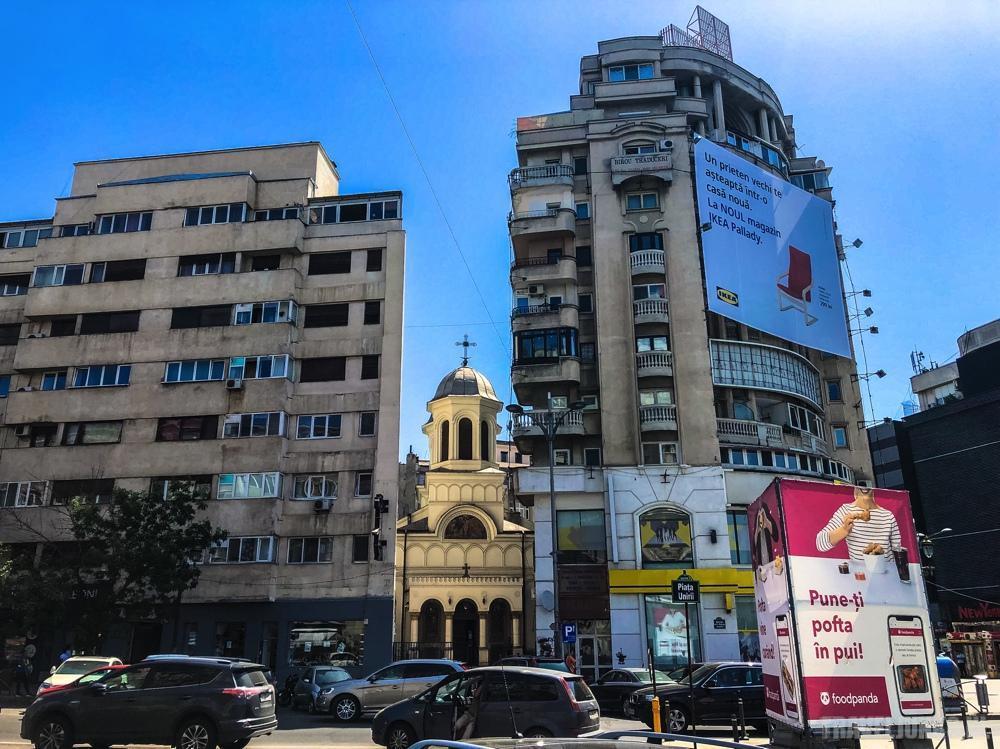 straat Boekarest