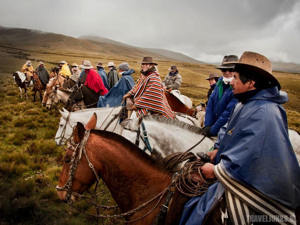 Reisbestemming Ecuador
