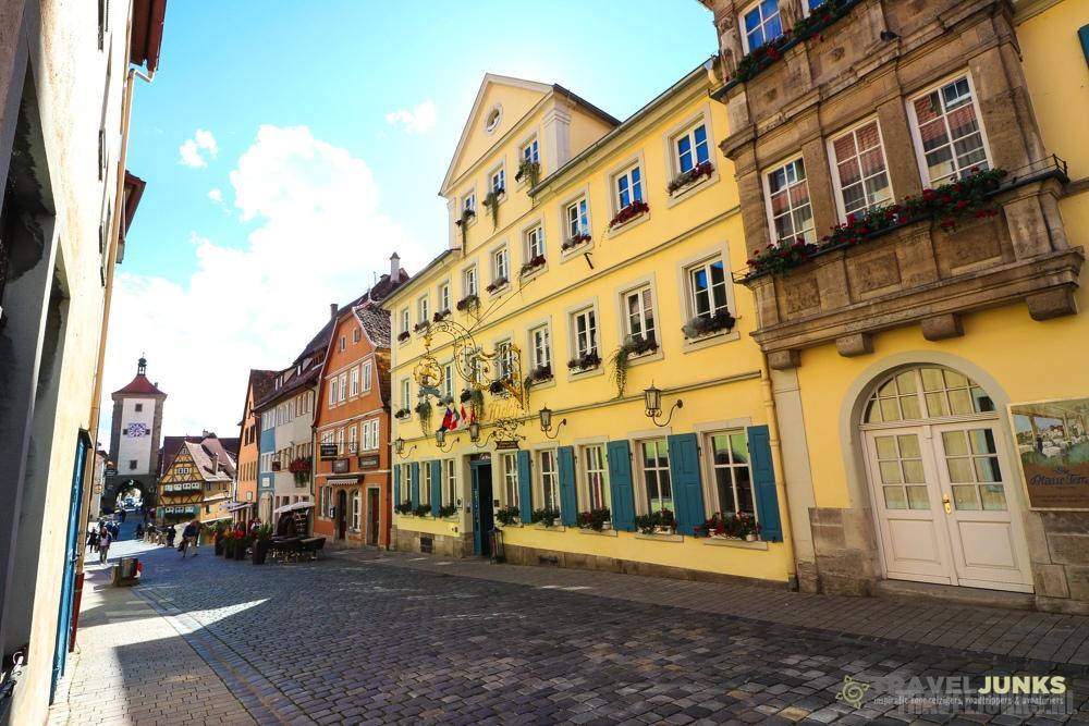 Souvenir Duitse stad