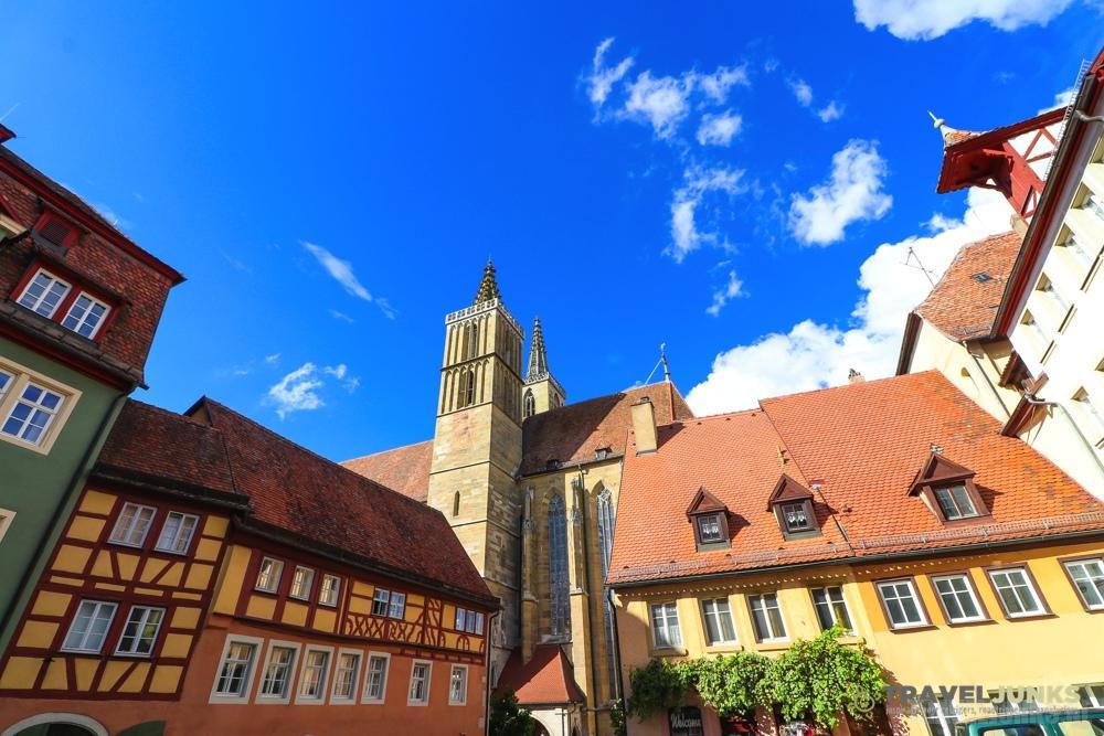 Duitse Vakwerkhuizen Beieren