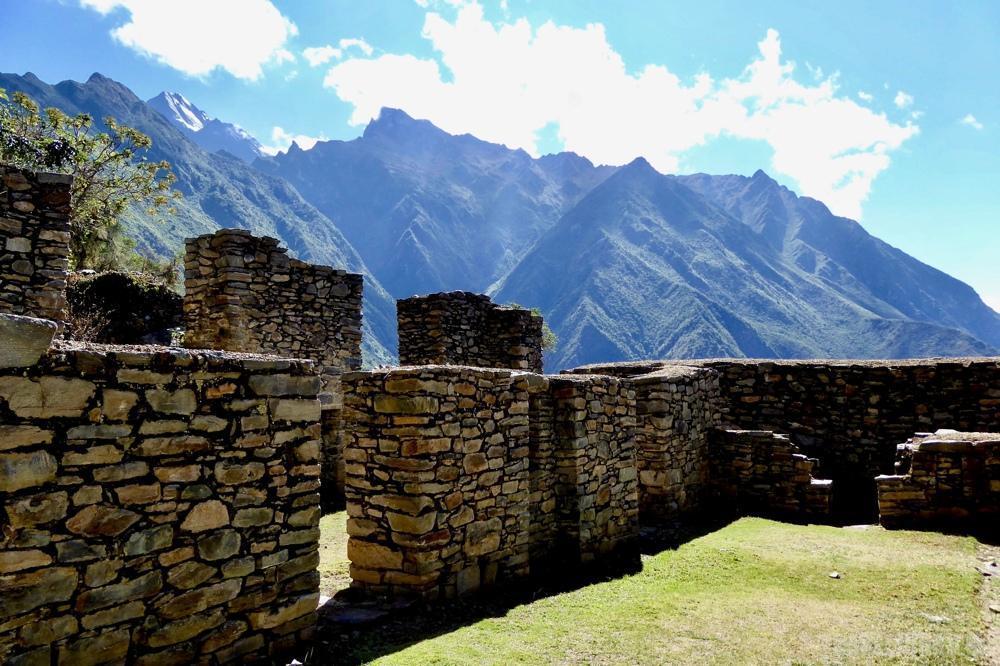 Inca tempel