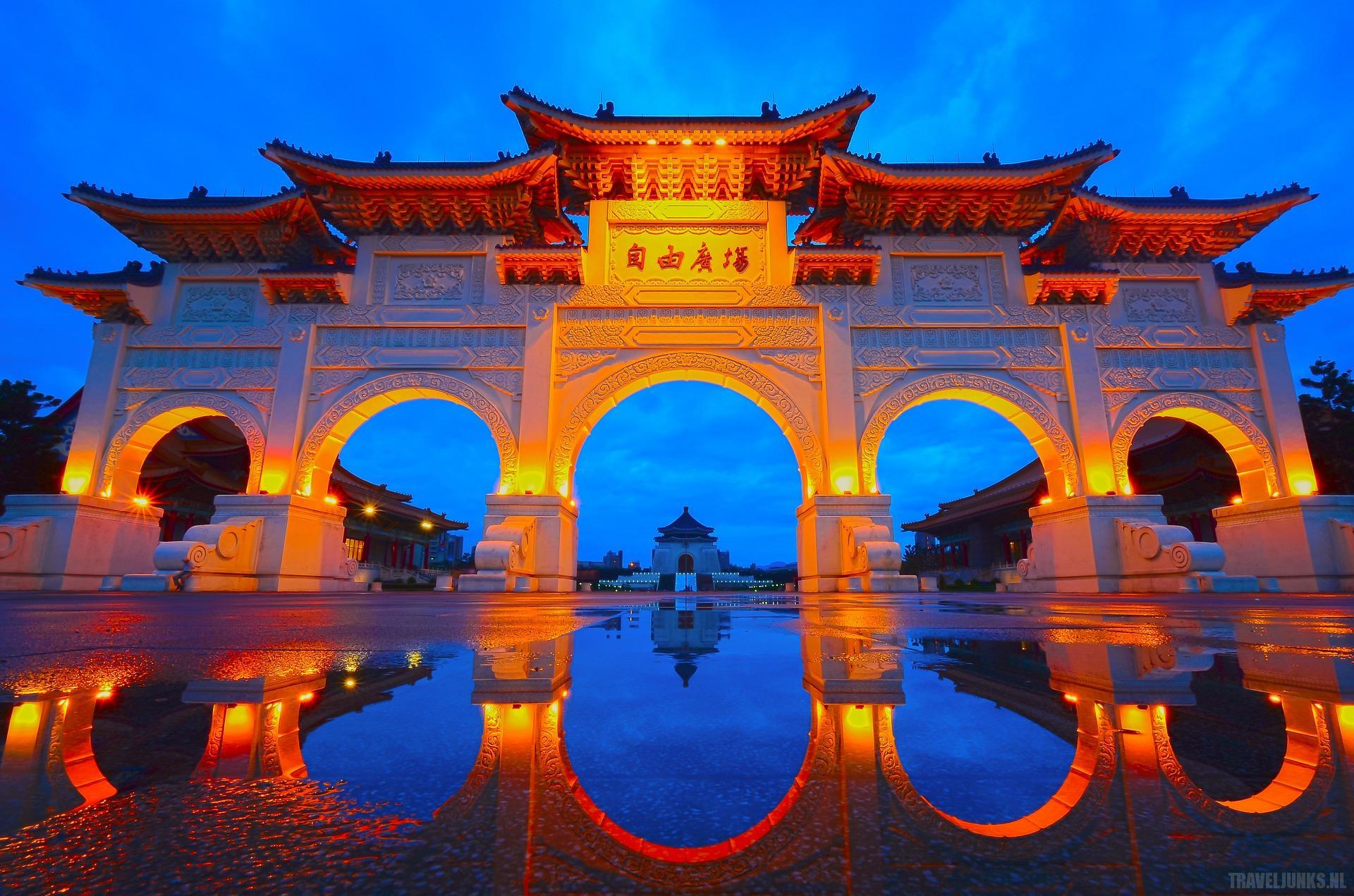 Taipei tempel
