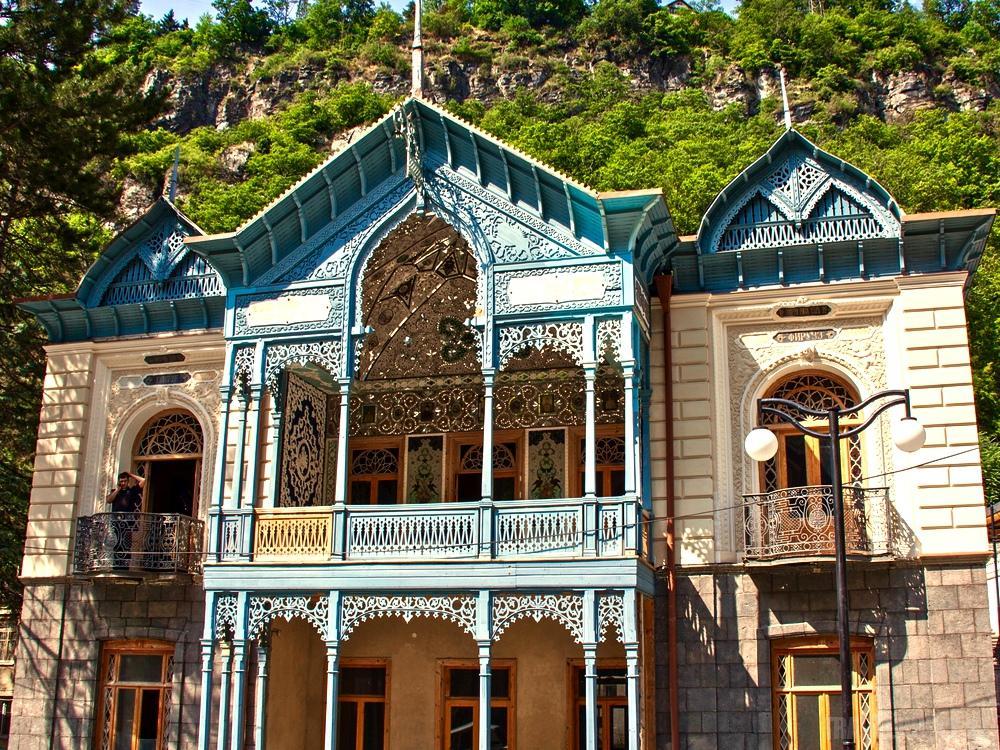 Hoofdstad Tbilisi