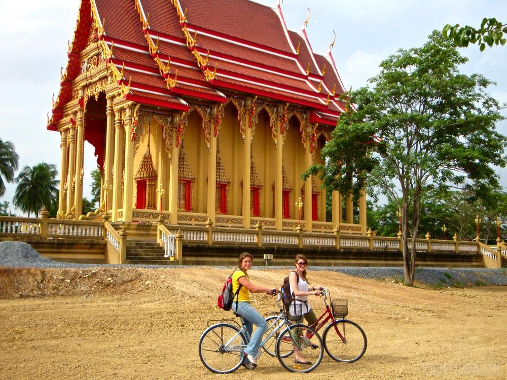 Fietsen Bangkok
