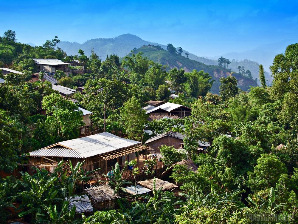 Thaise dorpen