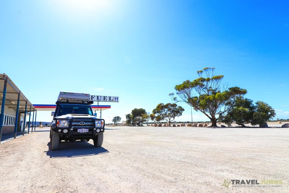 Nullarbor Plain 4WD
