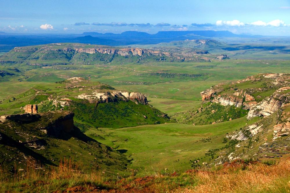 Highlands Zuid-Afrika